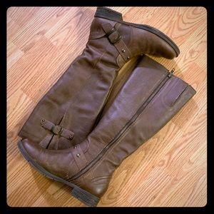 Born Ashland knee high boots